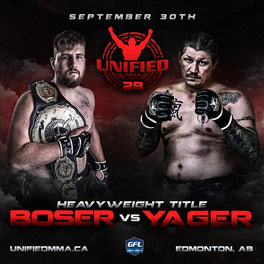 {BOSER PREDICTS K.O. WIN AT #UNIFIED28 TITLE DEFENSE}