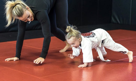 {Little Ninja's Martial Arts Parent & Tot - Ages 18 months  to 6}