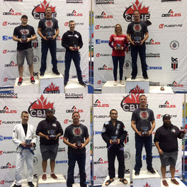 {CBJJF Jiu-Jitsu Tournament-October 1,2016}
